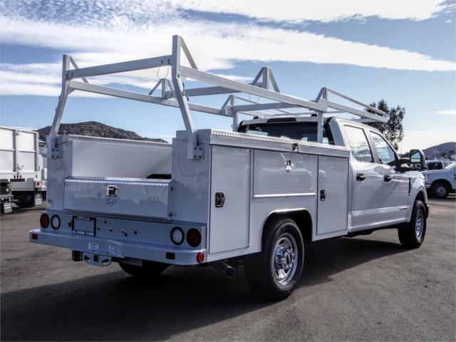 2021 Ford F-350 Crew Cab 4x2, Scelzi Signature Service Body #FM0718 - photo 4