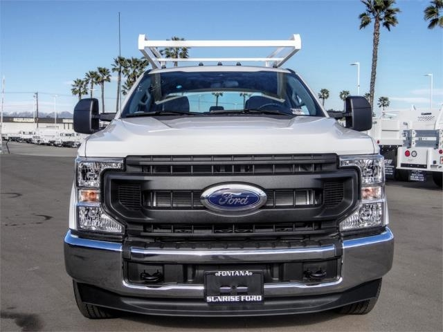 2021 Ford F-350 Crew Cab 4x2, Scelzi Signature Service Body #FM0718 - photo 7