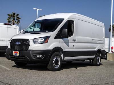 2021 Ford Transit 250 Medium Roof 4x2, Empty Cargo Van #FM0730 - photo 1