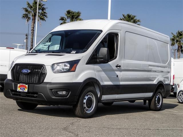 2021 Ford Transit 250 Medium Roof 4x2, Empty Cargo Van #FM0733 - photo 1