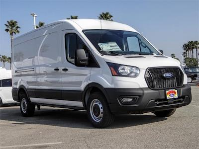 2021 Ford Transit 250 Medium Roof 4x2, Empty Cargo Van #FM0733 - photo 7
