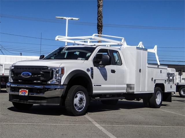 2021 Ford F-550 Super Cab DRW 4x2, Scelzi Combo Body #FM0783 - photo 1
