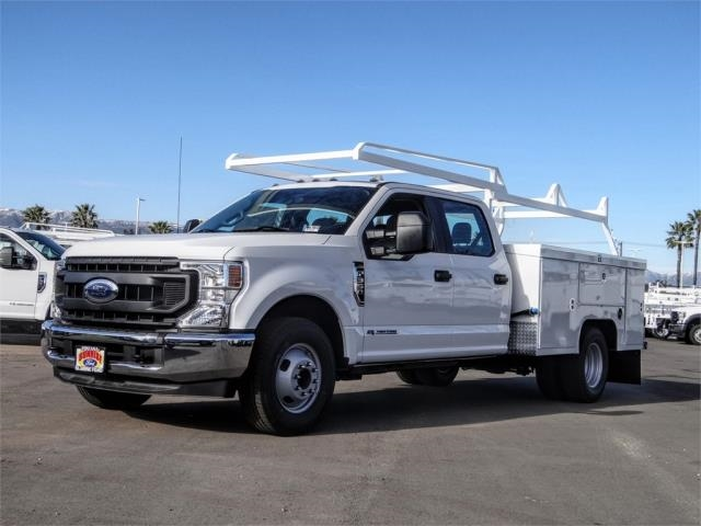 2021 Ford F-350 Crew Cab DRW 4x2, Scelzi Signature Service Body #FM0784 - photo 1