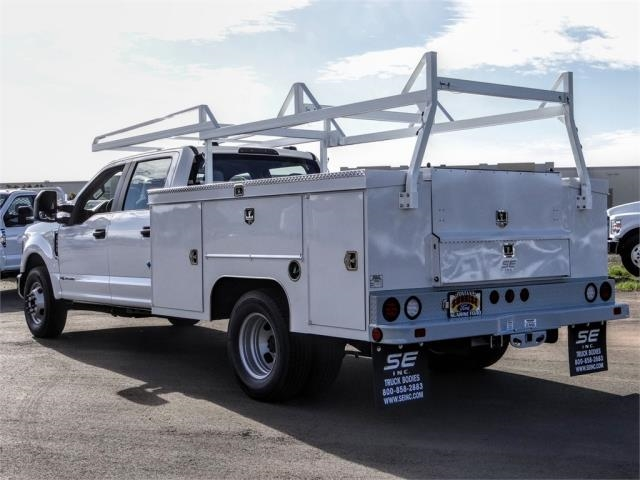 2021 Ford F-350 Crew Cab DRW 4x2, Scelzi Signature Service Body #FM0784 - photo 2