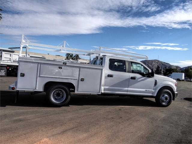 2021 Ford F-350 Crew Cab DRW 4x2, Scelzi Signature Service Body #FM0784 - photo 5