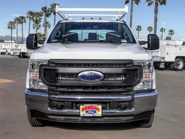 2021 Ford F-350 Crew Cab DRW 4x2, Scelzi Signature Service Body #FM0784 - photo 7