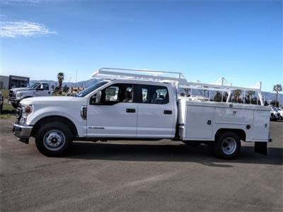 2021 Ford F-350 Crew Cab DRW 4x2, Scelzi Signature Service Body #FM0784 - photo 3