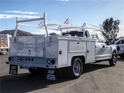 2021 Ford F-350 Crew Cab DRW 4x2, Scelzi Signature Service Body #FM0784 - photo 4