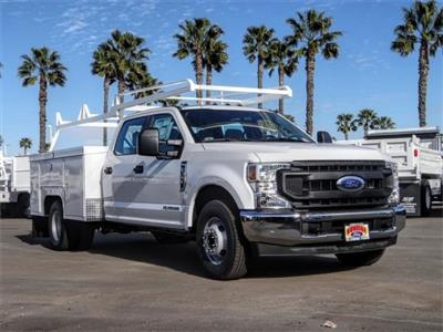 2021 Ford F-350 Crew Cab DRW 4x2, Scelzi Signature Service Body #FM0784 - photo 6