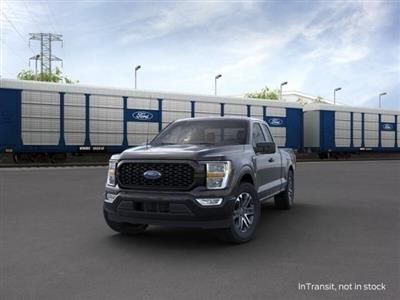 2021 Ford F-150 Super Cab 4x2, Pickup #FM0788DT - photo 3