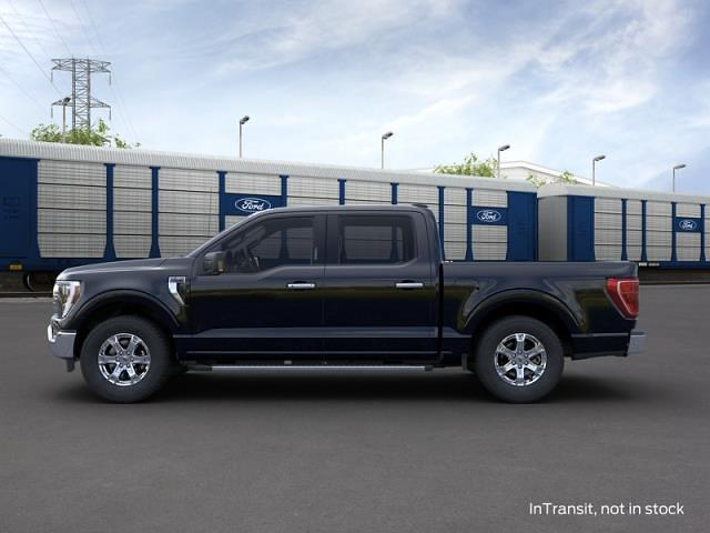 2021 Ford F-150 SuperCrew Cab 4x2, Pickup #FM0813 - photo 4