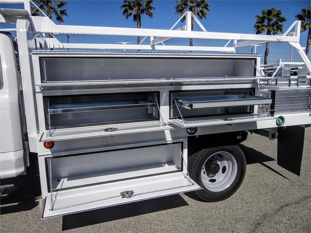 2020 Ford F-450 Regular Cab DRW 4x2, Scelzi SFB Contractor Body #FM0825 - photo 9