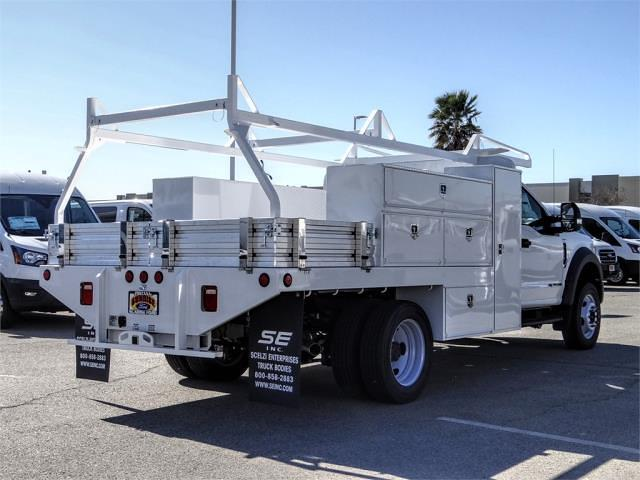 2020 Ford F-450 Regular Cab DRW 4x2, Scelzi SFB Contractor Body #FM0825 - photo 4