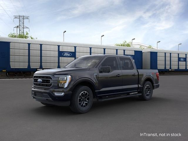2021 Ford F-150 SuperCrew Cab 4x4, Pickup #FM0838 - photo 1