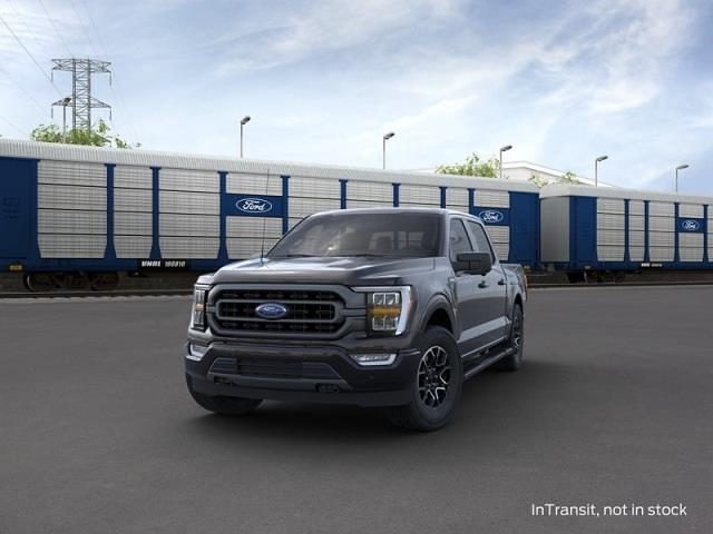 2021 Ford F-150 SuperCrew Cab 4x4, Pickup #FM0838 - photo 3