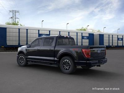 2021 Ford F-150 SuperCrew Cab 4x4, Pickup #FM0838 - photo 2
