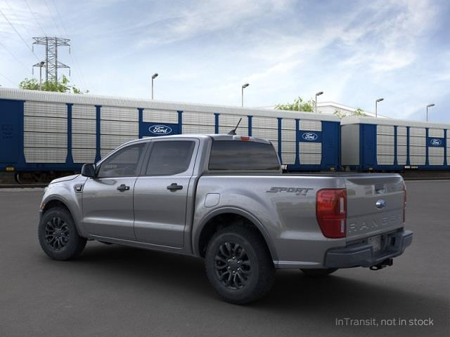 2021 Ford Ranger SuperCrew Cab 4x4, Pickup #FM0849 - photo 2