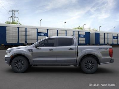 2021 Ford Ranger SuperCrew Cab 4x4, Pickup #FM0849 - photo 4