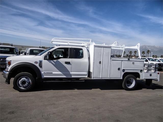 2021 Ford F-550 Super Cab DRW 4x2, Scelzi SEC Combo Body #FM0864 - photo 3