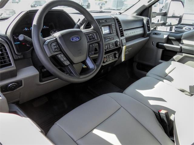 2021 Ford F-550 Super Cab DRW 4x2, Scelzi SEC Combo Body #FM0864 - photo 8