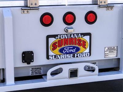 2021 Ford F-550 Super Cab DRW 4x2, Scelzi SEC Combo Body #FM0864 - photo 11