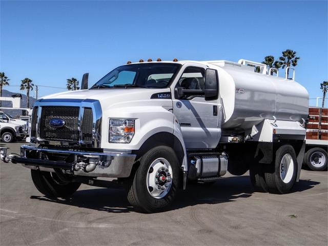 2021 Ford F-750 Regular Cab DRW 4x2, Scelzi Water Truck #FM0900 - photo 1