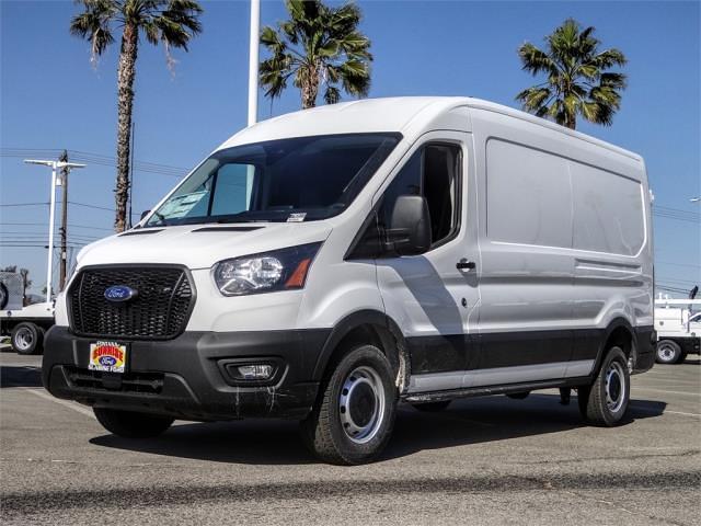 2021 Ford Transit 250 Medium Roof 4x2, Empty Cargo Van #FM0910 - photo 1