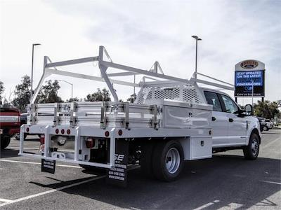 2021 Ford F-350 Crew Cab DRW 4x2, Scelzi CTFB Contractor Body #FM0914 - photo 4