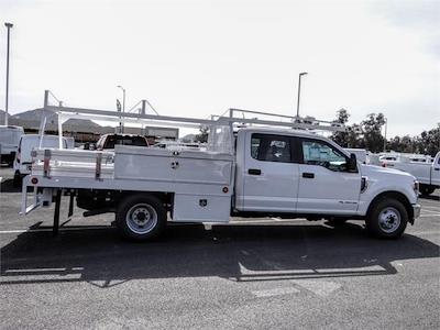 2021 Ford F-350 Crew Cab DRW 4x2, Scelzi CTFB Contractor Body #FM0914 - photo 5