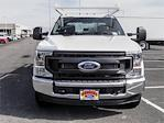 2021 Ford F-350 Crew Cab DRW 4x2, Scelzi CTFB Contractor Body #FM0914 - photo 7