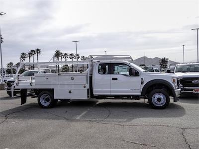 2021 Ford F-450 Super Cab DRW 4x2, Scelzi CTFB Contractor Body #FM0915 - photo 5