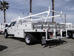 2021 Ford F-450 Super Cab DRW 4x2, Scelzi CTFB Contractor Body #FM0915 - photo 2