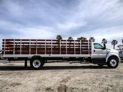 2021 Ford F-650 Regular Cab DRW 4x2, Scelzi SFB Stake Bed #FM0931 - photo 5