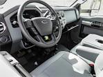 2021 Ford F-650 Regular Cab DRW 4x2, Scelzi SFB Stake Bed #FM0931 - photo 9