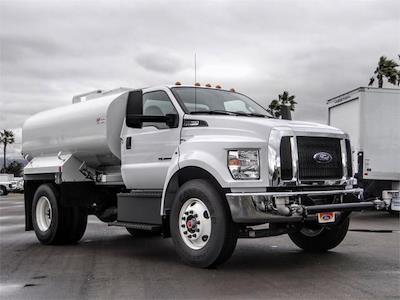 2021 Ford F-750 Regular Cab DRW 4x2, Scelzi Water Truck #FM0932 - photo 6