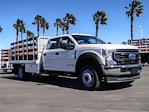 2021 Ford F-450 Crew Cab DRW 4x2, Scelzi WFB Stake Bed #FM0933 - photo 6