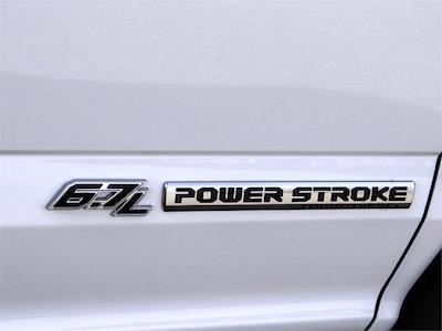 2021 Ford F-450 Crew Cab DRW 4x2, Scelzi WFB Stake Bed #FM0943 - photo 13