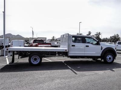 2021 Ford F-450 Crew Cab DRW 4x2, Scelzi WFB Flatbed #FM0944 - photo 5