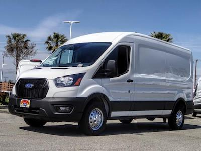 2021 Ford Transit 250 Medium Roof AWD, Empty Cargo Van #FM0976 - photo 1