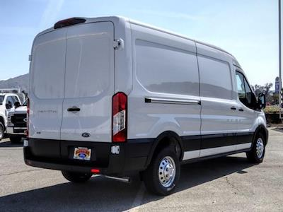 2021 Ford Transit 250 Medium Roof AWD, Empty Cargo Van #FM0976 - photo 5