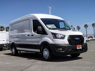 2021 Ford Transit 250 Medium Roof AWD, Empty Cargo Van #FM0976 - photo 7