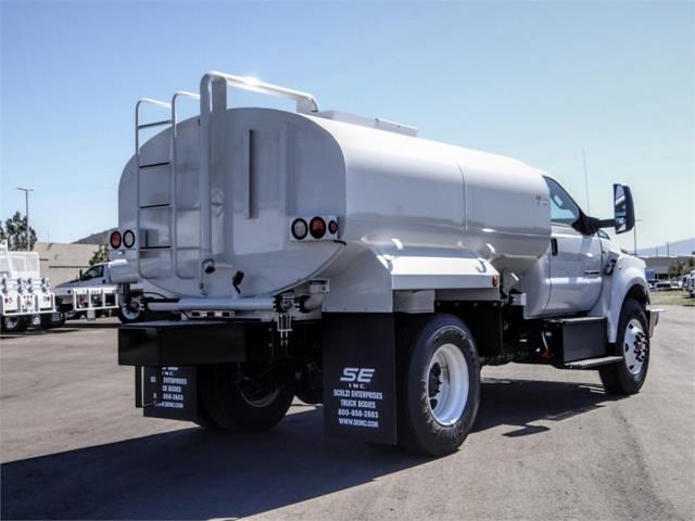 2021 Ford F-750 Regular Cab DRW 4x2, Scelzi Water Truck #FM0982 - photo 4