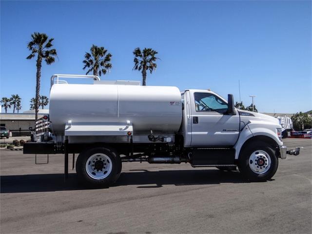 2021 Ford F-750 Regular Cab DRW 4x2, Scelzi Water Truck #FM0982 - photo 5