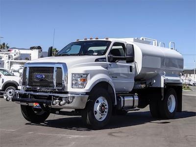 2021 Ford F-750 Regular Cab DRW 4x2, Scelzi Water Truck #FM0982 - photo 1