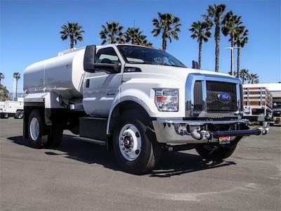 2021 Ford F-750 Regular Cab DRW 4x2, Scelzi Water Truck #FM0982 - photo 6