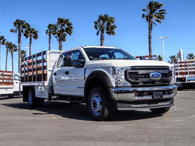 2021 Ford F-450 Crew Cab DRW 4x2, Scelzi SEC Combo Body #FM0983 - photo 6