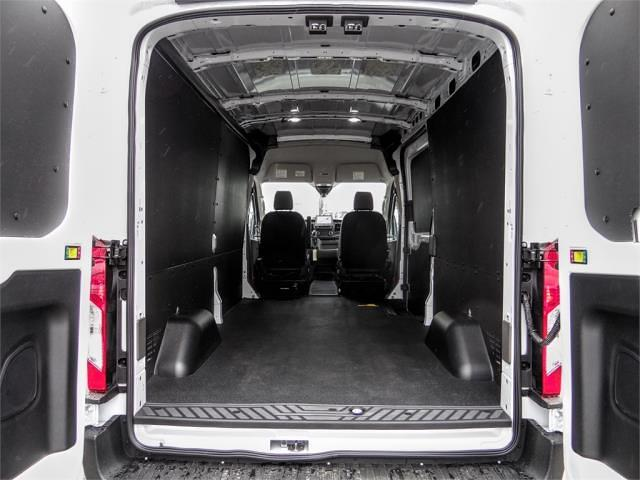2021 Ford Transit 250 Medium Roof AWD, Empty Cargo Van #FM0990 - photo 1