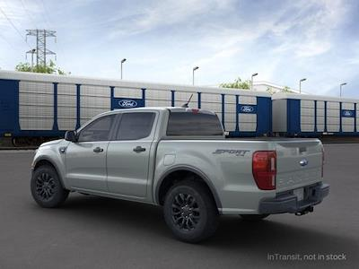 2021 Ford Ranger SuperCrew Cab 4x4, Pickup #FM0994 - photo 2