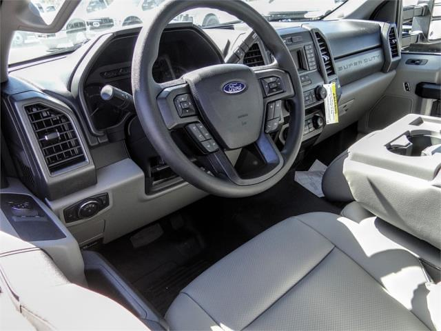 2021 Ford F-550 Regular Cab DRW 4x2, Scelzi SCTFB Contractor Body #FM1018 - photo 8