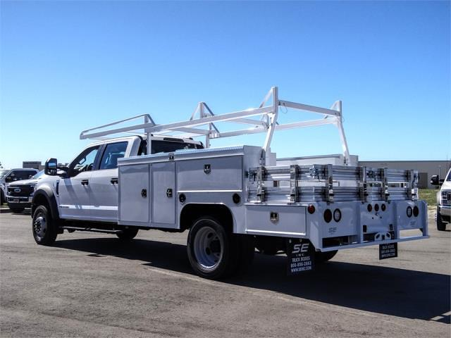 2021 Ford F-550 Crew Cab DRW 4x2, Scelzi Combo Body #FM1021 - photo 1